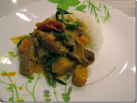 Red curry duck final