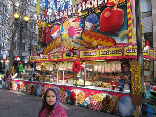 The Candy Stand